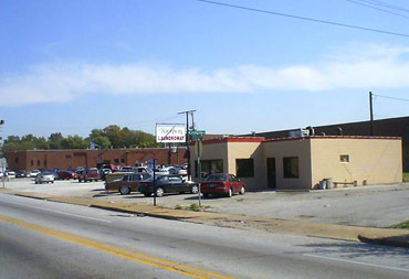 Obsolete Strip Commercial Center